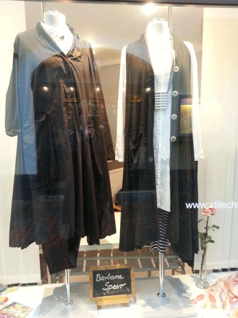 Schwarz Weiß Outfit