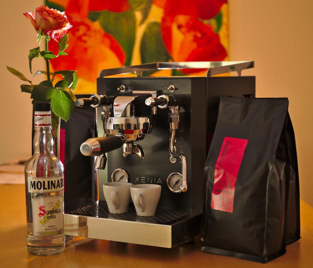 Espressomaschine Xenia
